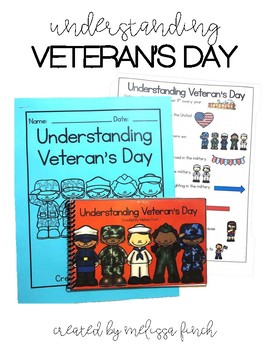 Understanding Veterans Day- Social Story for Students with Special Needs