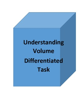 Understanding Volume Differentiated Tasks