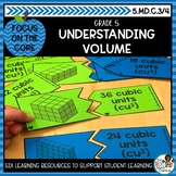 Understanding Volume of Rectangular Prisms- Math Center Activity and Printables