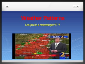 Understanding Weather Maps