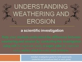Understanding Weathering and Erosion Lab Guide