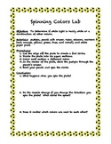 Understanding White Light - Spinning Colors Lab