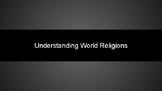 Understanding World Religions - Introduction