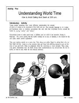 Understanding World Time