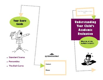 Understanding Your Child's Academic Evaluation - Parent Handout