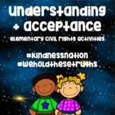 Understanding and Acceptance - #kindnessnation #weholdthesetruths