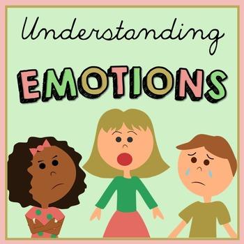 Understanding Emotions Interactive PowerPoint
