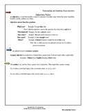 Understanding and Identifying Proper Adjectives Worksheet