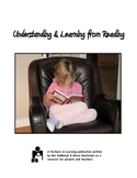 Understanding and Learning from Reading:  A Printable Parent Handout