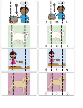 Understanding and Practicing Phoneme Blending and Segmenatation