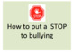 Understanding and Preventing Bullying