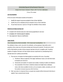 Understanding and Using Pro/Con Databases: Lesson Plan and