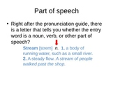 Understanding and Using a Dictionary