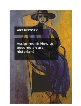 Understanding art from the Art Historian Perspective