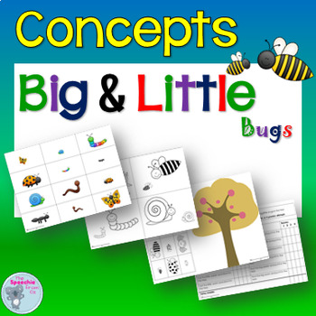 Understanding concepts big and little