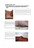 Understanding erosion on Uluru