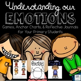 Understanding our Emotions - Centers and Journal Writing