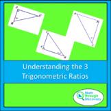 Understanding the 3 Trigonometric Ratios in Geometry