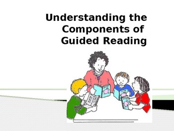 The effect of guided reading strategies on first-grade student's.