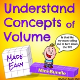 Understand Concepts of Volume Bundled Unit - Complete 5th Grade CCSS