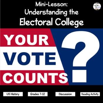 Understanding the Electoral College (PPT)
