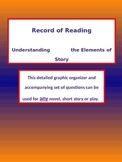 Understanding the Elements of Story - Record of Reading