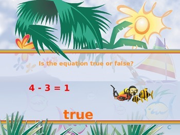 Understanding the Equal Sign Powerpoint (Common Core Aligned)