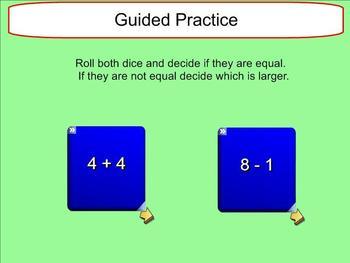Understanding the Equal Sign - Smartboard
