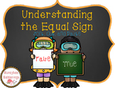 Understanding the Equal Sign - Sort, Cut, and Paste