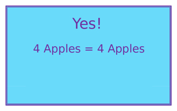 Understanding the Equal Sign in First Grade