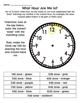 Understanding the Hour