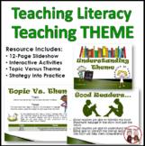Theme I Teaching Theme