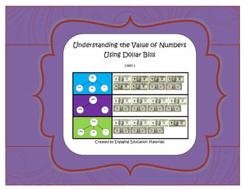 Understanding the Value of a 3-Digit Number Using Dollar Bills