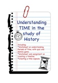 Understanding time in the study of History