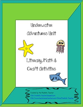 Underwater Adventures Ocean Unit