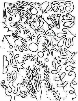 Underwater Doodles
