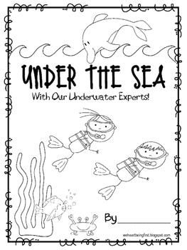 Underwater Experts Freebie