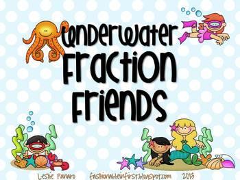 Underwater Fraction Friends