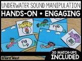 Underwater Manipulating Sounds Match-Ups