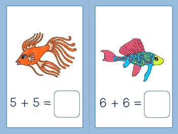 Underwater Math Fun