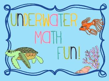 Underwater Math Fun