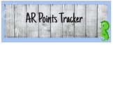 Underwater / Shiplap AR point Clip Chart tracker