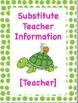 Editable Underwater Themed Teacher Binder Covers