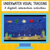 Visual Tracking 5-in-1 Digital Interactive Activities
