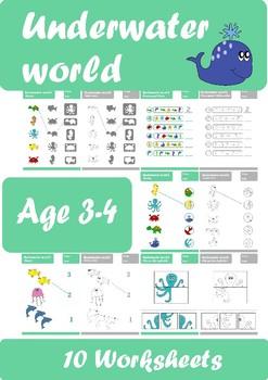 Underwater World Age 3-4