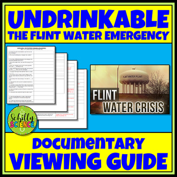 Undrinkable: The Flint Water Emergency - Documentary W/S - Michigan Water Crisis