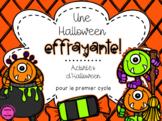 Une Halloween effrayante! - Activités d'Halloween