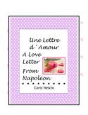 Une Lettre d'Amour ~ A Love Letter From Napoléon