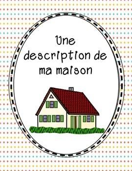 Une description de ma maison