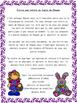 Une lettre au lapin de Pâques - Mini unité